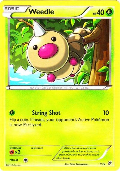 Froakie Pokemon Card