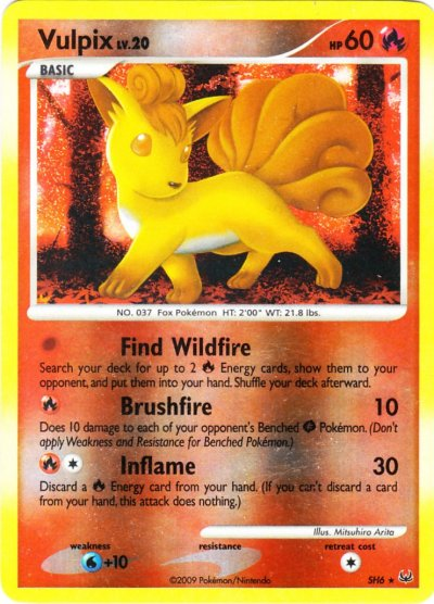 Ninetales (Pokémon) - Bulbapedia, the community-driven ...