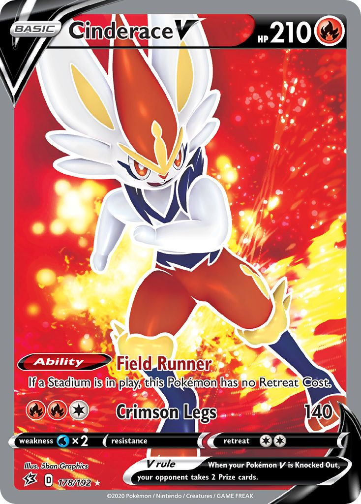 Serebii Net Pokemon Card Database Rebel Clash 178 Cinderace V Cinderace has a gigantamax form that was introduced in the isle of armor. serebii net pokemon card database