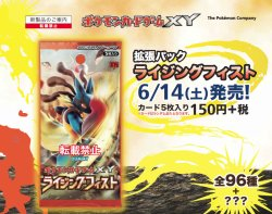 Pokémon TCG - Rising Fist