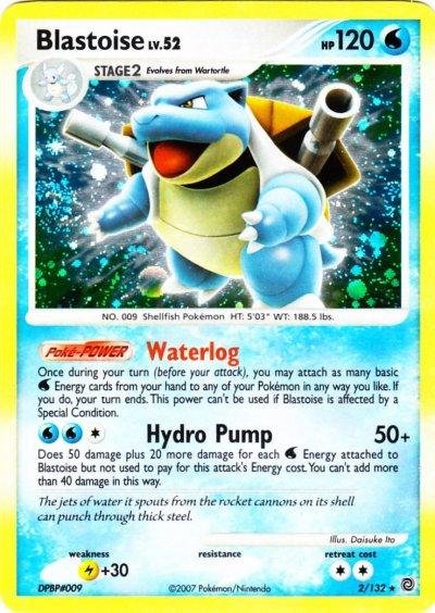 Blastoise (Pokémon) - Bulbapedia, the community-driven ...