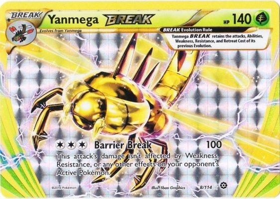 Serebii net tcg steam siege 8 yanmega break