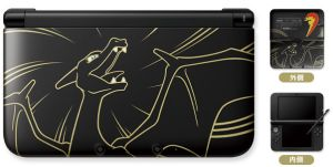 Pokémon Charizard 3DS LL