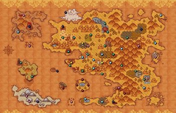 Pok�mon Mystery Dungeon: Explorers of Time & Darkness - Dungeon Listings