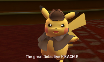 Detective Pikachu Chapter 8 Where R Goes