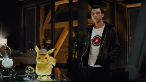 Saturday Pokemon Detective Pikachu Cinematic Character