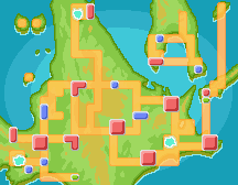 Sinnoh Overworld