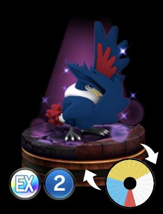 pokémon duel id 439 honchkrow