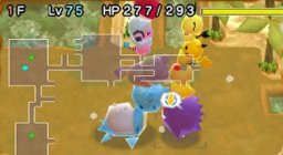 Pokémon Mystery Dungeon: Blazing, Stormy & Light Adventure Squads