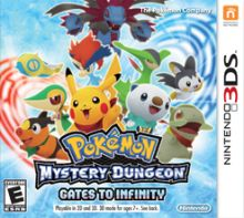 pokemon mystery dungeon gates to infinity pokemon mystery dungeon
