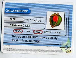 Chilan Berry