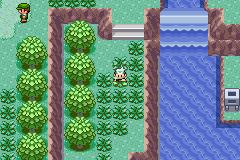pokemon emerald safari pokemon