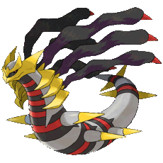Giratina s Altered Forme is Shiny Giratina Altered Form