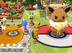 Pokémon in Other Games - Serebii net