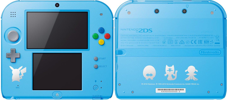 pokémon - special edition consoles