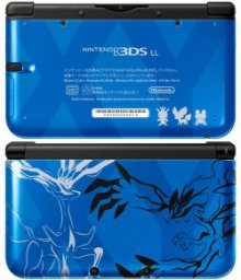 3DS XL Pokémon