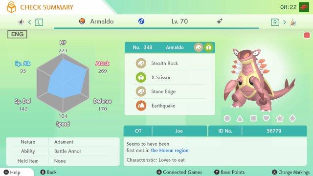 Serebiinet Games Shiny Pokémon