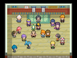 HeartGold & Soul Silver - Gym Leader Rematches