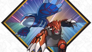 Camp pokemon kyogre and groudon