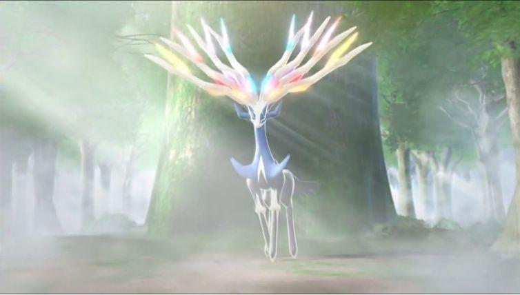 VI generacja pokemon Legendsbig