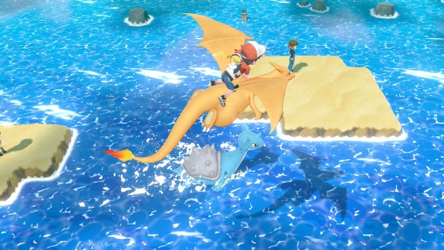 Pokémon Let S Go Pikachu Let S Go Eevee Rare Spawns