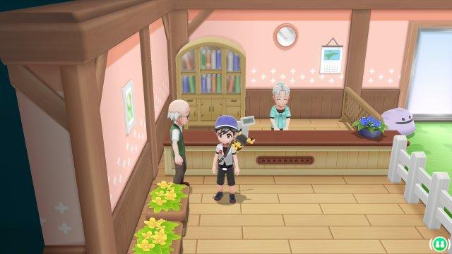 Pokémon Let's Go, Pikachu & Let's Go, Eevee - Useful Characters
