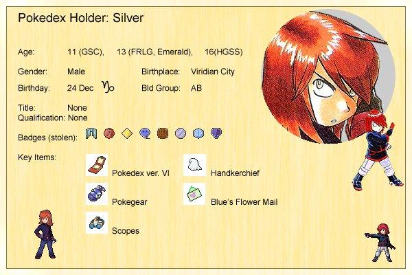Silver's Profile