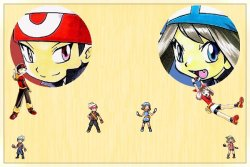 Pok�mon Special Biography - Ruby & Sapphire!