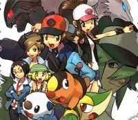 Pokemon Special Black & WhiteSaga