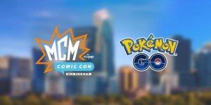Monday: Pokémon GO - Unown Event + MCM Birmingham + EX Raid