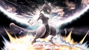 Super Smash Bros. for 3DS & Wii U - Mewtwo