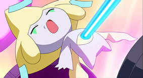 Jirachi Wish Maker