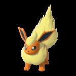 Flareon new pokemon snap