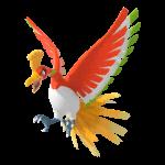 Ho-Oh new pokemon snap