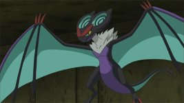 Noivern Appears! The Legends of the Comet & the Hero!!