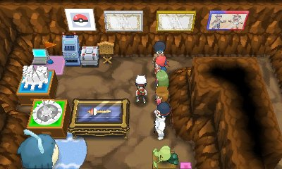 Pok 233 Mon Omega Ruby Amp Alpha Sapphire Secret Base Locations