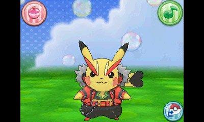 Pokémon Omega Ruby amp; Alpha Sapphire  Cosplay Pikachu
