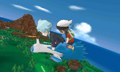 demo14 Pokemon: Omega Ruby / Alpha Sapphire Demo