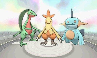 demo7 Pokemon: Omega Ruby / Alpha Sapphire Demo