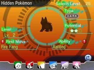 Pok 233 Mon Omega Ruby Amp Alpha Sapphire Dexnav