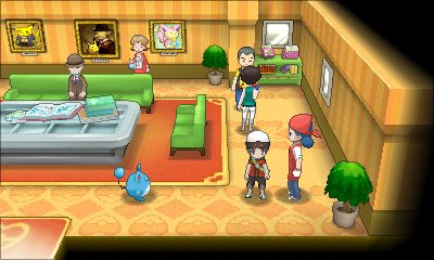 Pokémon Omega Ruby & Alpha Sapphire - Pokémon Form Changes