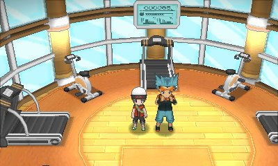Pok 233 Mon Omegaruby And Alphasapphire Gym Leaders Pok 233 Swamp