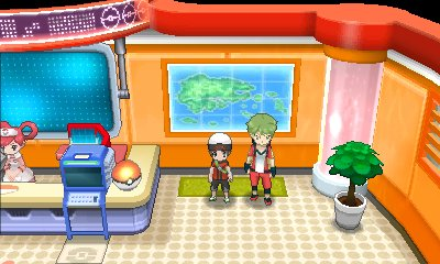 IV Judge in Battle Resort PokeCenter