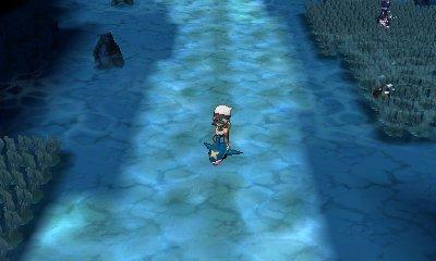 Pokemon y surfer