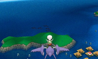 Pokémon Omega Ruby Alpha Sapphire Soaring In The Sky