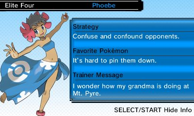 Pok 233 Mon Omega Ruby Amp Alpha Sapphire Trainers Eye