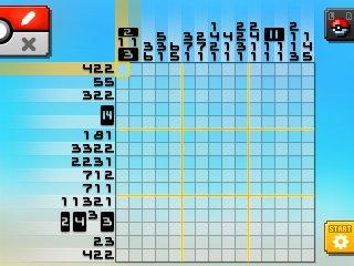 Pok mon picross location listings area 03 alt world for Pokemon picross mural 02