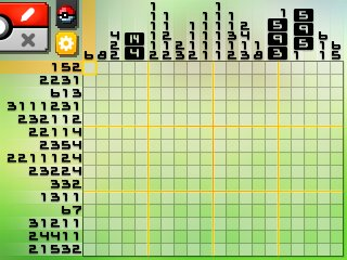Pok mon picross location listings area 08 alt world for Pokemon picross mural 1