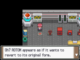 Pokémon Platinum - The Rotom Factor