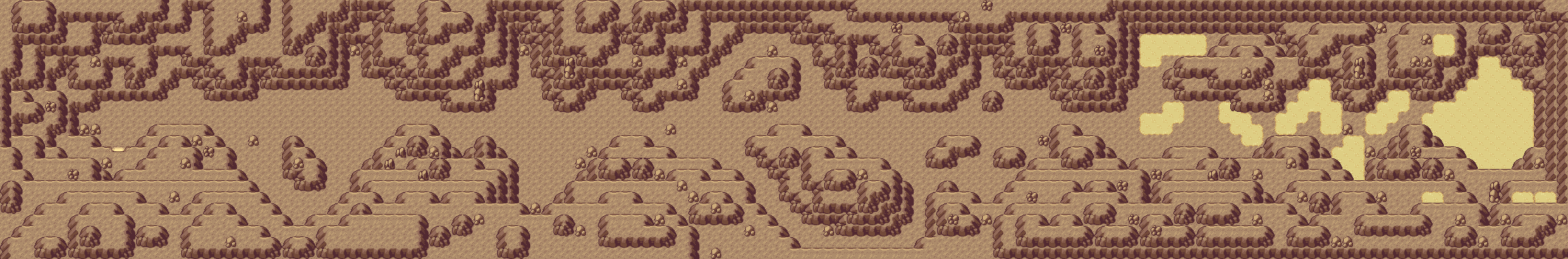 Worksheet. Pokarth  Hoenn  Desert Underpass